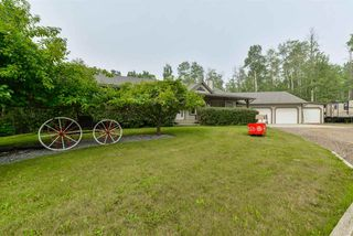 Main Photo: 8 54029 Rge Rd 275 Road: Rural Parkland County House for sale : MLS®# E4125906