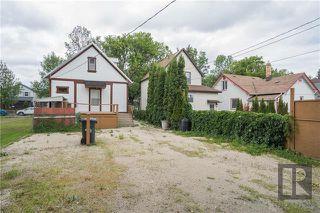 Photo 13: Point Douglas House For Sale