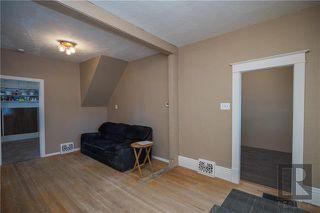 Photo 2: Point Douglas House For Sale
