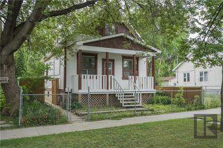 Photo 1: Point Douglas House For Sale