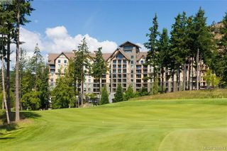 Photo 2: 411 1400 Lynburne Place in VICTORIA: La Bear Mountain Condo Apartment for sale (Langford)  : MLS®# 399993