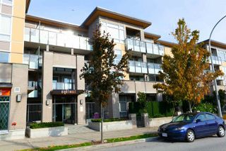 "Photo 1: 201 85 EIGHTH Avenue in New Westminster: GlenBrooke North Condo for sale in ""EIGHTWEST"" : MLS®# R2310352"