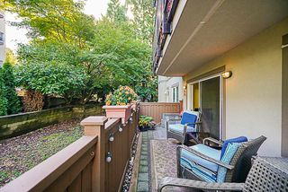 "Photo 18: 105 620 BLACKFORD Street in New Westminster: Uptown NW Condo for sale in ""Deerwood Court"" : MLS®# R2319924"