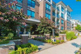 Main Photo: 110 9333 TOMICKI Avenue in Richmond: West Cambie Condo for sale : MLS®# R2324930