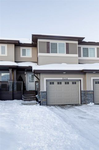 Main Photo: 3024 16 Avenue in Edmonton: Zone 30 House Half Duplex for sale : MLS®# E4138190