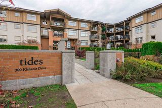 "Main Photo: 303 300 KLAHANIE Drive in Port Moody: Port Moody Centre Condo for sale in ""Tides"" : MLS®# R2330011"
