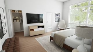 """Photo 3: 201 1591 BOWSER Avenue in North Vancouver: Norgate Condo for sale in """"CHELSEA MEWS"""" : MLS®# R2339964"""