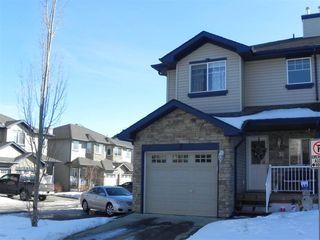 Main Photo: 36 6304 SANDIN Way in Edmonton: Zone 14 Townhouse for sale : MLS®# E4148100