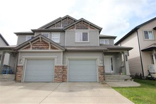 Photo 1: 11827 21 Avenue SW in Edmonton: Zone 55 House Half Duplex for sale : MLS®# E4152170