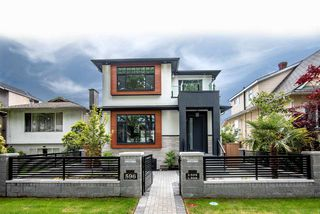 Main Photo: 596 E 46TH Avenue in Vancouver: Fraser VE House for sale (Vancouver East)  : MLS®# R2370924