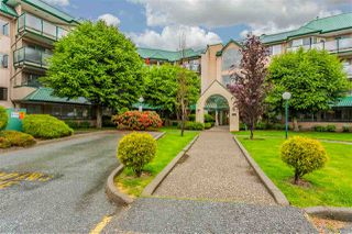 "Main Photo: 415 2964 TRETHEWEY Street in Abbotsford: Abbotsford West Condo for sale in ""Cascade Greens"" : MLS®# R2371959"