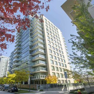 "Main Photo: 703 5838 BERTON Avenue in Vancouver: University VW Condo for sale in ""THE WESBROOK"" (Vancouver West)  : MLS®# R2380998"