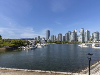 """Main Photo: 1128 IRONWORK PASSAGE in Vancouver: False Creek Townhouse for sale in """"SPRUCE VILLAGE"""" (Vancouver West)  : MLS®# R2382408"""
