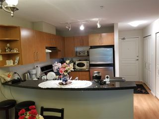 """Photo 2: 413 3388 MORREY Court in Burnaby: Sullivan Heights Condo for sale in """"LESLIE POINTE"""" (Burnaby North)  : MLS®# R2385739"""