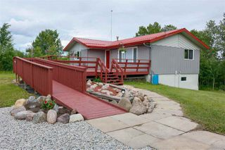 Photo 2: 1413 TWP 552: Rural Lac Ste. Anne County House for sale : MLS®# E4184000
