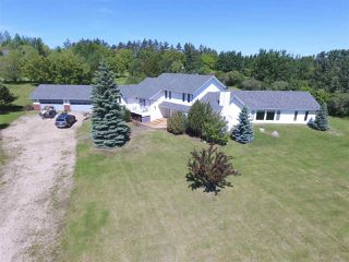 Main Photo: 44 GRANDVIEW Drive: Rural Sturgeon County House for sale : MLS®# E4202278