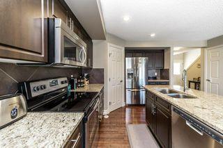 Photo 5: 16322 134 Street in Edmonton: Zone 27 House Half Duplex for sale : MLS®# E4209321