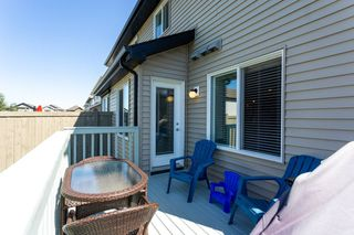 Photo 33: 16322 134 Street in Edmonton: Zone 27 House Half Duplex for sale : MLS®# E4209321