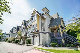 "Photo 1: 64 16388 85 Avenue in Surrey: Fleetwood Tynehead Townhouse for sale in ""CAMELOT VILLAGE"" : MLS®# R2486322"