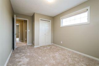 Photo 19: #1 1730 LEGER Gate in Edmonton: Zone 14 House Half Duplex for sale : MLS®# E4217822