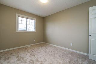 Photo 20: #1 1730 LEGER Gate in Edmonton: Zone 14 House Half Duplex for sale : MLS®# E4217822