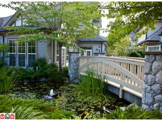 "Photo 2: 42 18707 65TH Avenue in Surrey: Cloverdale BC Townhouse for sale in ""The Legends"" (Cloverdale)  : MLS®# F1124254"
