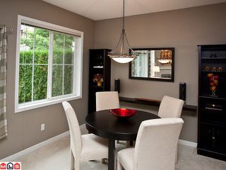 "Photo 4: 42 18707 65TH Avenue in Surrey: Cloverdale BC Townhouse for sale in ""The Legends"" (Cloverdale)  : MLS®# F1124254"