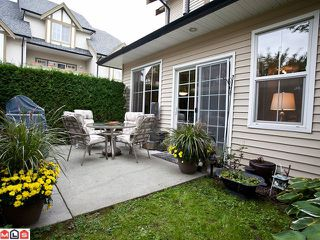 "Photo 10: 42 18707 65TH Avenue in Surrey: Cloverdale BC Townhouse for sale in ""The Legends"" (Cloverdale)  : MLS®# F1124254"