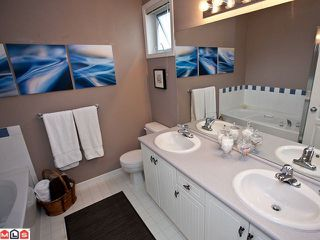 "Photo 7: 42 18707 65TH Avenue in Surrey: Cloverdale BC Townhouse for sale in ""The Legends"" (Cloverdale)  : MLS®# F1124254"