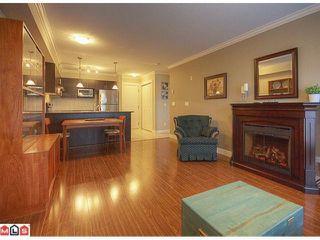 "Photo 3: 211 17769 57TH Avenue in Surrey: Cloverdale BC Condo for sale in ""Cloverdowns Estates"" (Cloverdale)  : MLS®# F1201012"
