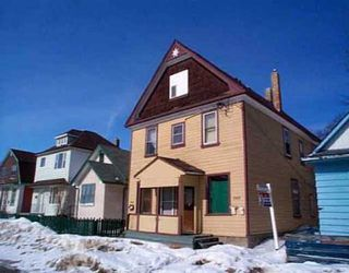 Main Photo: 565 Magnus Ave.: Industrial / Commercial / Investment for sale (North End)  : MLS®# 2502939