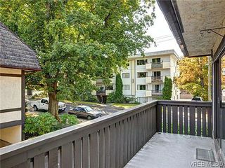 Photo 3: 6 1464 Fort Street in VICTORIA: Vi Fernwood Residential for sale (Victoria)  : MLS®# 320378