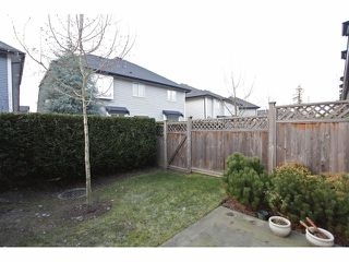 "Photo 15: 11 18199 70 Avenue in Surrey: Cloverdale BC Townhouse for sale in ""AUGUSTA AT PROVINCETON"" (Cloverdale)  : MLS®# F1326688"