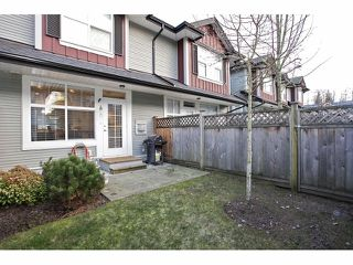 "Photo 16: 11 18199 70 Avenue in Surrey: Cloverdale BC Townhouse for sale in ""AUGUSTA AT PROVINCETON"" (Cloverdale)  : MLS®# F1326688"
