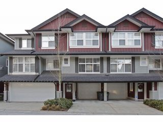 "Photo 2: 11 18199 70 Avenue in Surrey: Cloverdale BC Townhouse for sale in ""AUGUSTA AT PROVINCETON"" (Cloverdale)  : MLS®# F1326688"