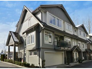 "Photo 12: 86 8250 209B Street in Langley: Willoughby Heights Townhouse for sale in ""OUTLOOK"" : MLS®# F1404078"