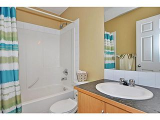 Photo 16: 103 EVERHOLLOW Heights SW in CALGARY: Evergreen Townhouse for sale (Calgary)  : MLS®# C3606499