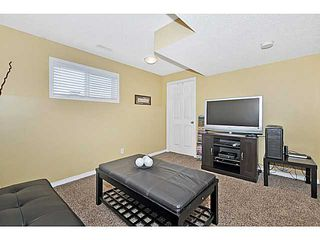 Photo 17: 103 EVERHOLLOW Heights SW in CALGARY: Evergreen Townhouse for sale (Calgary)  : MLS®# C3606499