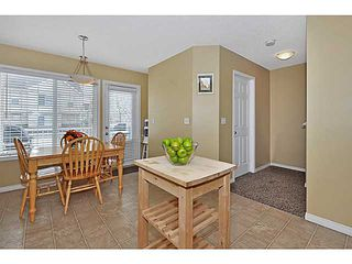 Photo 8: 103 EVERHOLLOW Heights SW in CALGARY: Evergreen Townhouse for sale (Calgary)  : MLS®# C3606499
