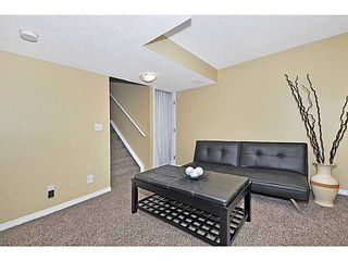 Photo 18: 103 EVERHOLLOW Heights SW in CALGARY: Evergreen Townhouse for sale (Calgary)  : MLS®# C3606499