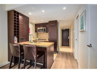 "Photo 4: 2207 833 HOMER Street in Vancouver: Downtown VW Condo for sale in ""ATELIER"" (Vancouver West)  : MLS®# V1056751"