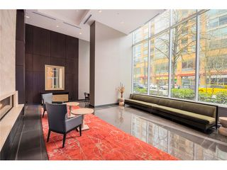 "Photo 12: 2207 833 HOMER Street in Vancouver: Downtown VW Condo for sale in ""ATELIER"" (Vancouver West)  : MLS®# V1056751"