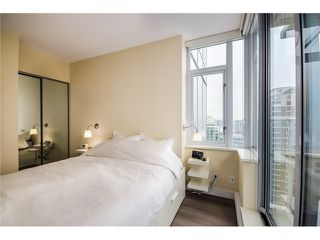 "Photo 6: 2207 833 HOMER Street in Vancouver: Downtown VW Condo for sale in ""ATELIER"" (Vancouver West)  : MLS®# V1056751"