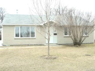 Photo 19: 22 LEICESTER Square in WINNIPEG: St James Residential for sale (West Winnipeg)  : MLS®# 1409166