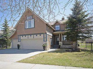 Main Photo: 12 HIDDEN CREEK Drive NW in CALGARY: Hanson Ranch Residential Detached Single Family for sale (Calgary)  : MLS®# C3615254