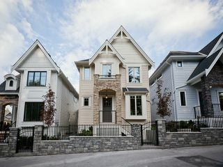 """Photo 1: 2842 160 Street in Surrey: Grandview Surrey House for sale in """"Morgan Living"""" (South Surrey White Rock)  : MLS®# F1426122"""