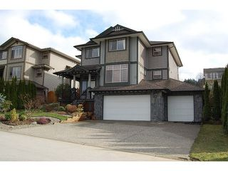 "Photo 1: 10645 KIMOLA Way in Maple Ridge: Albion House for sale in ""KANAKA CREEK"" : MLS®# V1107639"