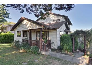 Photo 1: 1158 160TH Street in Surrey: King George Corridor House for sale (South Surrey White Rock)  : MLS®# F1444021