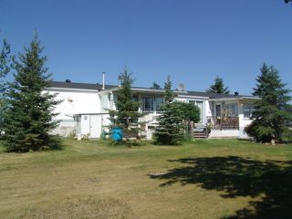 Photo 1: 251077 MINUTES NORTH WEST OF STRATHMORE: Rural Wheatland County House for sale : MLS®# C4019195