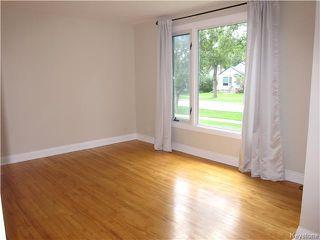 Photo 2: 284 Renfrew Street in WINNIPEG: River Heights / Tuxedo / Linden Woods Residential for sale (South Winnipeg)  : MLS®# 1523284
